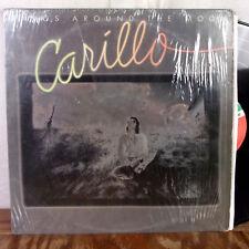 Carillo Rings Around the Moon LP Atlantic + Shrink EX