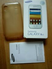 CASE COVER FOR GALAXY ACE
