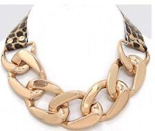 Statement fashion necklaces pendants ebay gold aloadofball Images