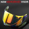 New Motorcycle Full Face Helmet Visor Shield Lens Fits For AGV K1 K5 K3SV Casco