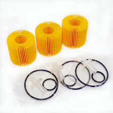 Set of 3x Oil Filters 04152-Yzza1