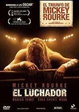 PELICULA DVD EL LUCHADOR PRECINTADA