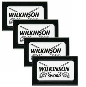 20 Blades WILKINSON SWORD | Double Edge Razor Blades | Safety DE