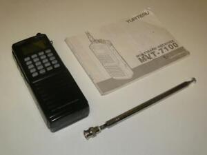 Yupiteru MVT-7100 Multiband Receiver Scanner ~ WFM / NFM / AM / LSB / USB