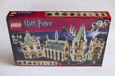 LEGO Harry Potter 4842 Hogwarts Castle (4th edition) NEW Sealed RARE Neu