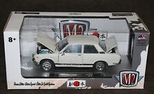 M2 Diecast, Auto-Japan 1:24 1970 DATSUN 510 Coupe, JPN02 Cream