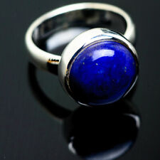 Lapis Lazuli 925 Sterling Silver Ring Size 3.5 Ana Co Jewelry R1260F