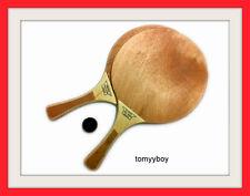 2pc Professional Matkot Paddleball Kadima Smashball Rocketball Frescobol Dagan