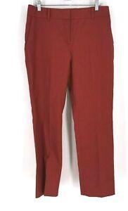 ANN TAYLOR - WOMEN'S 10 -THE STRAIGHT MID RISE STRAIGHT LEG PANTS - NWT