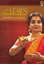 COMPREHENSIVE SET OF 4 NEW BHARATNATYAM INDIAN DANCE TRAINING VIDEOS JATHAS, ETC