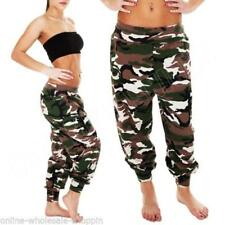 Camouflage Machine Washable Pants for Women