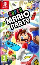 Mario Kart y Mario Party