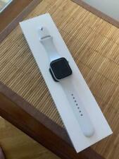 Apple Watch Series 5 44mm Silver Aluminum Case White Smart Watch