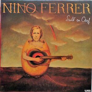 NINO FERRER suite en oeuf - LP vinyle 33T WEA 58495
