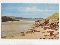 The Sands Porth Cornwall 1964 Postcard 921a