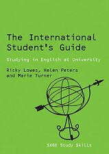 The International Student′s Guide: Studying in English at University (SAGE Study