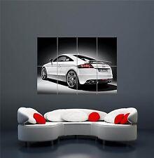 AUDI TT SUPER AUTO AUTOMOBILE SPORT poster art print XXL GIGANTE wa187