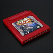 For Nintendo Castlevania II Belmont's Revenge GBC Game Card For Fans Children