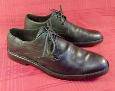 Cole Haan Soft Black Leather Lace Up Mens Casual Shoes Oxfords Size 8.5 M India