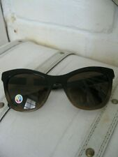 Sunglasses,black/brown,CHANEL,5350,NWB.
