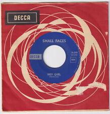 SMALL FACES * Almost grown * 1966 MOD FREAKBEAT Hammond * Belgian 45 * Listen!
