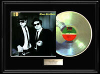 BLUES BROTHERS AKROYD BELUSHI  WHITE GOLD SILVER PLATINUM TONE RECORD LP