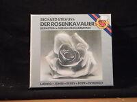 R. Strauss - Der Rosenkavalier / Bernstein   3 CD-Box