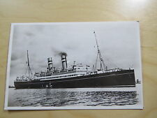 6 Postcards Schepen Holland Amerika linie Rotterdam New York Stoomschip Unused