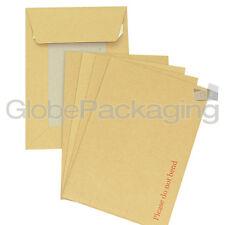 10 x c6 a6 enveloppes dos conseil soutenu 162x114mm pip