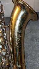 "Vintage Conn 16M ""Shooting Stars"" Tenor Saxophone, 1960's & U.S. Made!!"