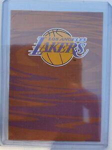 Carte Basketball NBA Hoops 94-95 Los Angeles Lakers Logo #403