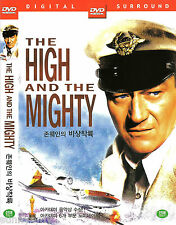 The High and the Mighty - John Wayne Claire Trevor - Great Thriller DVD (NEW)