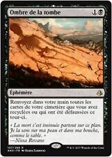 MTG Magic AKH - Shadow of the Grave/Ombre de la tombe, French/VF