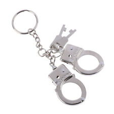 handcuffs ring metal key holde Ho Fashion hot new key chain keychain