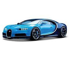 Bburago Bugatti Chiron 1 18 Diecast Car
