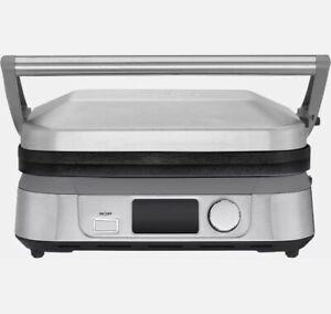 Cuisinart - Griddler Five - Stainless Steel