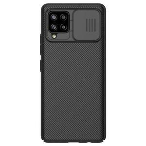 Coque pour Samsung Galaxy A42 5G Nillkin CamShield - Noire