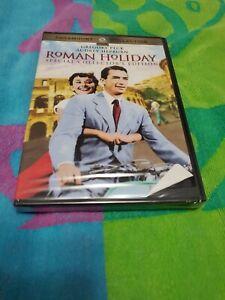 Roman Holiday~Gregory Peck~Audrey Hepburn NEW DVD, 2002, Collectors Edition