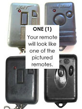 Security DEI Alarm keyless remote entry fob L2MET5A control clicker aftermarket