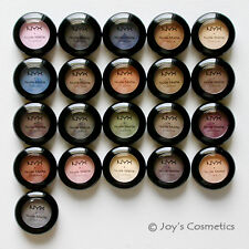 "6 NYX Nude Matte Shadow Eye - NMS  ""Pick Your 6 Color""    *Joy's cosmetics*"