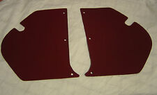 Holden fits  HD HR Kick panels Dark RED NEW special order
