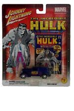2003 Johnny Lightning Marvel #07 '33 Ford Delivery Incredible Hulk