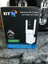 BT WiFi Signal Booster Broadband Range Extender Adaptor Fast Wireless Internet