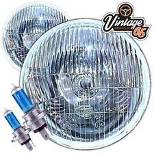 """AC Cobra Replica Xenon Upgrade 7"""" Domed Halogen Conversion Headlight Kit"""