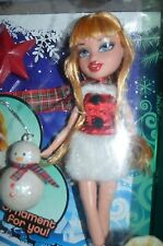 Bratz Holiday Cloe Doll- Christmas. New in Box