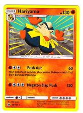 Hariyama 68/149 RARE Pokemon TCG Sun & Moon Single Card