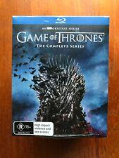 Game Of Thrones: Season 1 - 8 - Blu-ray Region B New & Sealed