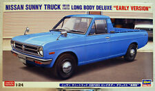 1973 Nissan Sunny Pickup ( GB 120 ) Long Body Early 1:24 Hasegawa 20267