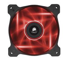 CO-9050019-WW CORSAIR AIR SERIES SP120 SINGLE PACK RED LED HIGH STATIC PRESSURE
