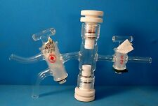ACE GLASS 6714-40 ROTARY EVAPORATOR JOINT GLASS BODY WITH PTFE BEARINGS